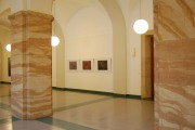 Arbeiten, Galerie 2.Stock Dresden, 2009, Foto Thomas Baumhekel