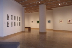 Visual Dialogues, Riffe Gallery Columbus 2009, Foto Nicolas Hill