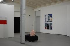 Von Fahnen, Farbbeutel und Fixierungen, Motorenhalle, 2010, Foto Thomas Baumhekel