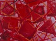 02 03-6, Acryl, Öl auf Leinwand, 2003, 135 x 180 cm