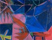 03-19      Acryl, Öl auf Leinwand,  2003,  135 x 175 cm