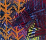 05 04-20, Acryl, Öl auf Leinwand, 2004, 110 x 130 cm