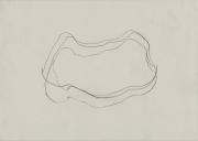 Steine 14.8.07 XXXIII, Graphit, 21 x 29,7 cm
