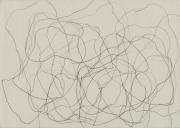Steine 14.8.07 XVII, Graphit, 21 x 29,7 cm
