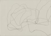 Steine 14.8.07 XXIV, Graphit, 21 x 29,7 cm