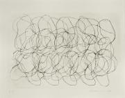 Steine, Lithographie, e.a., 2007, 39 x 54 cm