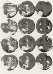Rübe 20.2.17 IV, Tusche auf Papier, 29,5 x 41,8 cm