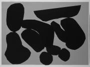 Scherenschnitt, 2000, 50 x 70 cm