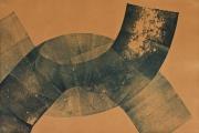 Öl auf Papier, 2006, 50 x 75 cm