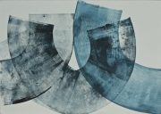 Öl auf Papier, 2006, 50 x 70 cm