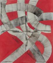 06/15,  Öl auf LW, 2006, 160 x 135 cm